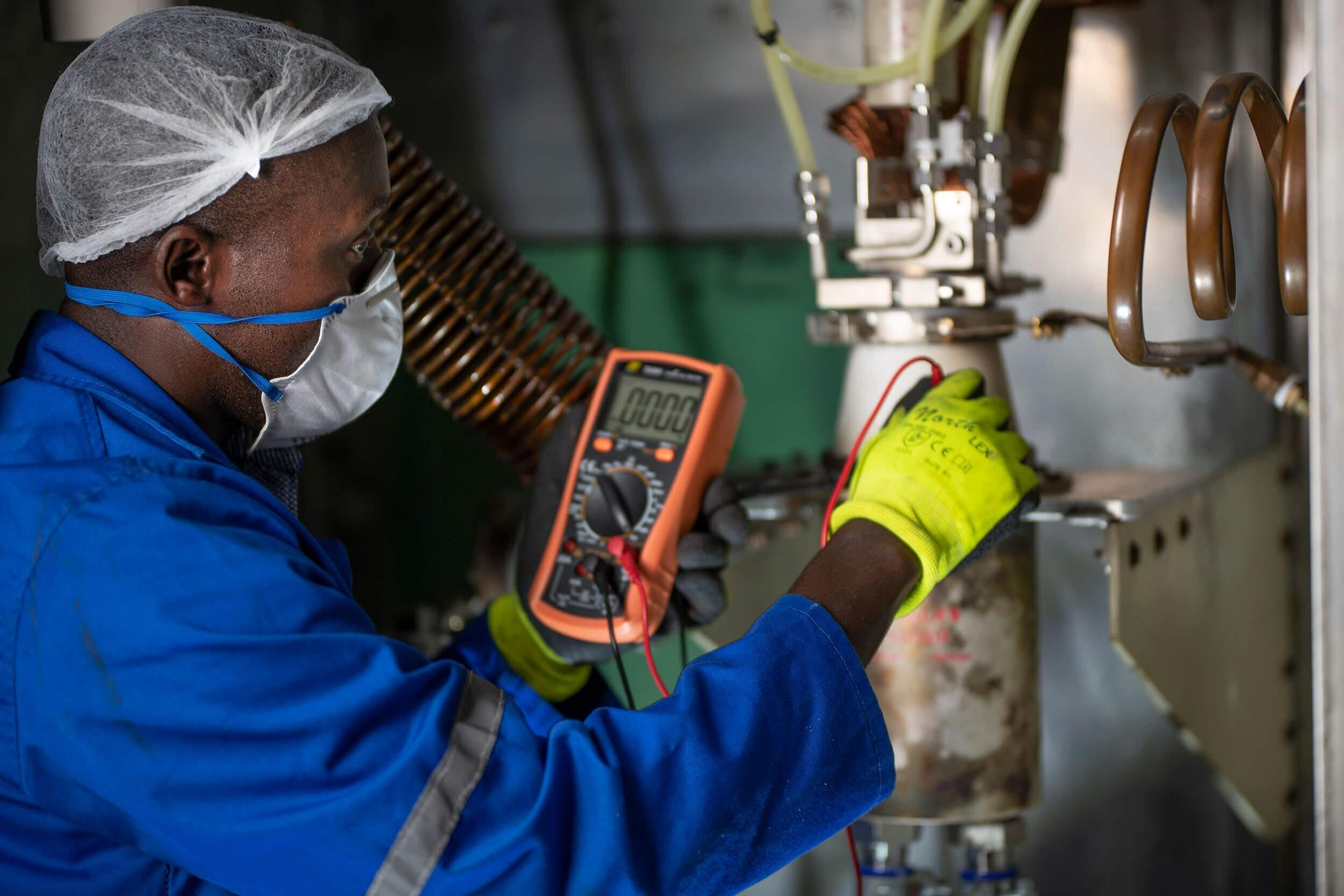 Hazardous waste inspection south africa