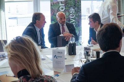 PACE Luncheon Davos 2020